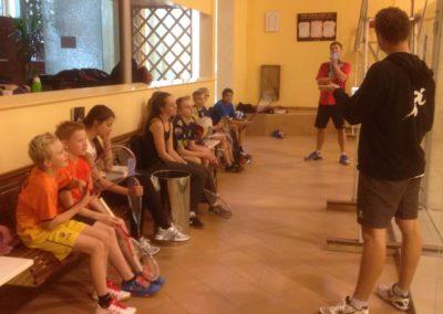 Squash - Les aan jongeren